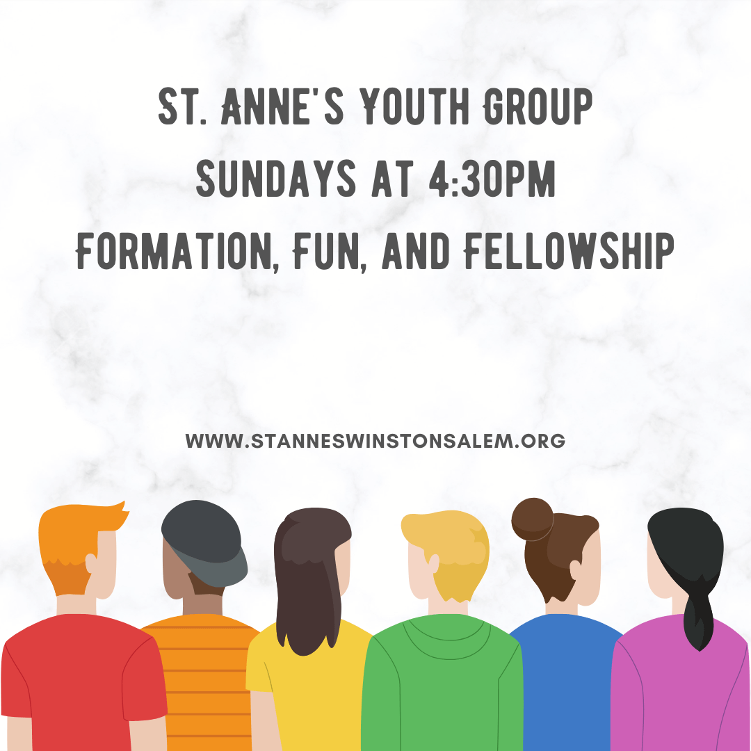 St. Anne's Youth Group